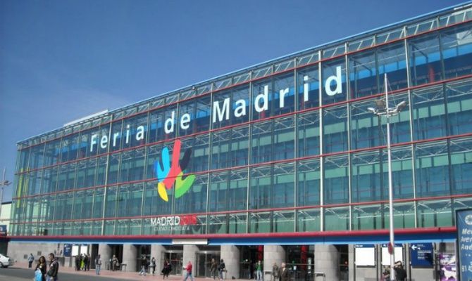 TRANSFERT IFEMA Hôtel Nuevo Boston Madrid-Aéroport