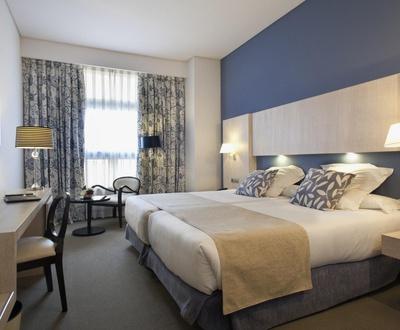Chambre double Hôtel Nuevo Boston